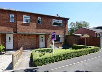 Thumbnail 3 bed terraced house for sale in Poolside Court, Stoke-On-Trent