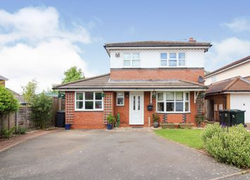 Thumbnail 4 bed detached house for sale in Baldenhall, Malvern