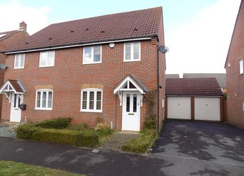 Thumbnail 3 bed semi-detached house for sale in Harrier Way, Holbury