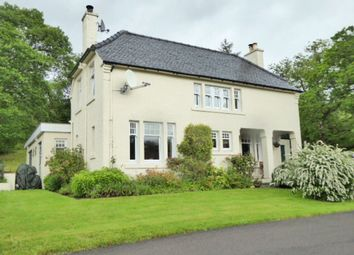 Thumbnail 4 bed detached house for sale in The Old House, Camus Na Ha, Fort William