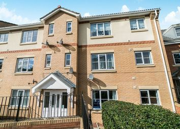 Thumbnail 2 bed flat for sale in Rosebud Close, Swalwell, Newcastle Upon Tyne