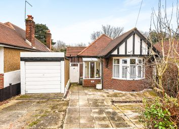 Thumbnail 2 bed detached bungalow for sale in Southwood Drive, Tolworth, Surbiton