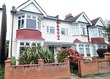 Thumbnail 3 bedroom end terrace house for sale in Claygate Road, Ealing