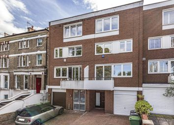 Thumbnail 4 bed town house to rent in Primrose Hill, London