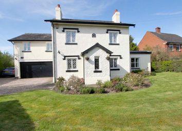 Thumbnail 4 bed detached house for sale in Milton Rough, Acton Bridge, Northwich