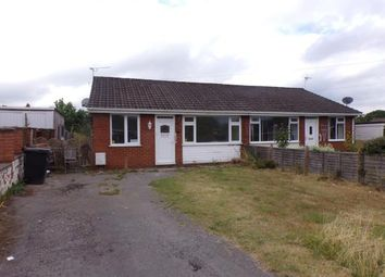 Thumbnail 2 bed bungalow for sale in Bronallt, Leeswood, Mold, Flintshire