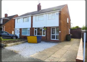 Thumbnail 3 bed semi-detached house to rent in Kirkway, Kirkella, East Riding Of Yorkshire
