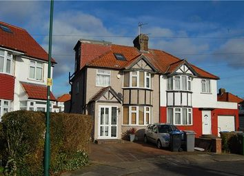 Thumbnail 4 bed semi-detached house for sale in Briarwood Close, London
