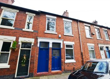 Thumbnail 2 bedroom terraced house to rent in Vicarage Road, Hartshill, Stoke On Trent