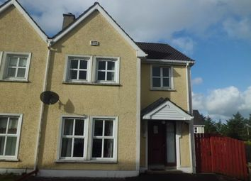 Thumbnail 3 bed semi-detached house for sale in 116 Foxhills, Letterkenny, Donegal
