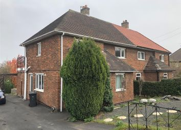 Thumbnail 4 bed semi-detached house to rent in Sutton Road, Kegworth, Derby