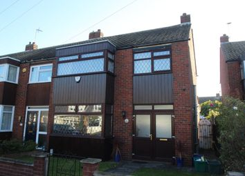 Thumbnail 3 bed end terrace house for sale in Ravensbourne Gardens, Ilford