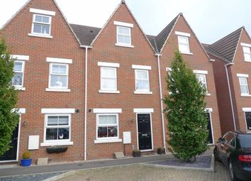 Thumbnail 3 bed town house for sale in Grey Meadow Road, Ilkeston, Derbyshire