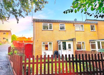 Thumbnail 3 bed end terrace house for sale in Monks Dale, Yeovil
