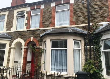 Thumbnail 2 bed property to rent in Diana Street, Roath, Cardiff