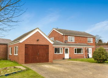 Thumbnail 5 bed detached house for sale in Old Chapel Road, Freethorpe, Norwich