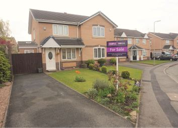 Thumbnail 2 bed semi-detached house for sale in Lindisfarne Drive, Liverpool