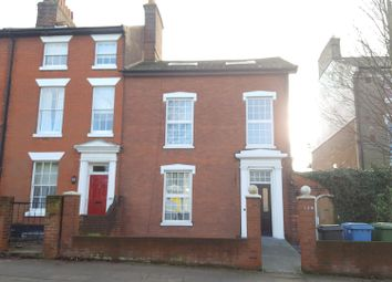 Thumbnail 5 bed town house for sale in Woodbridge Road, Ipswich