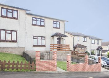 Thumbnail 3 bed semi-detached house to rent in Cader Idris Close, Risca, Newport