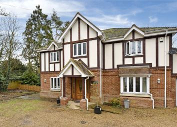 Thumbnail 5 bed detached house to rent in Newlands Drive, Maidenhead, Berkshire
