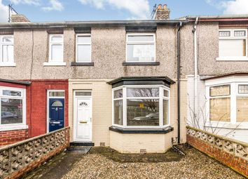 Thumbnail 3 bedroom terraced house for sale in Hart Lane, Hartlepool