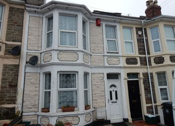 Thumbnail 4 bedroom terraced house for sale in Chatsworth Road, Arnos Vale, Bristol