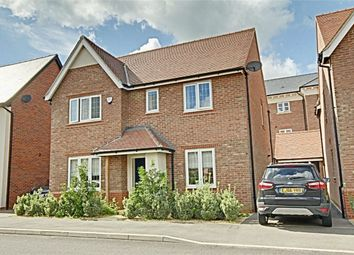 Thumbnail 4 bed detached house for sale in Terlings Avenue, Gilston, Harlow, Hertfordshire