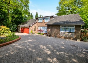 Thumbnail 4 bed detached bungalow for sale in Lindhurst Lane, Mansfield