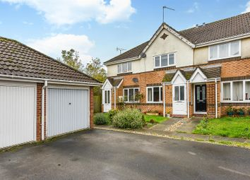 Thumbnail 2 bed property for sale in Hackwood Close, Andover