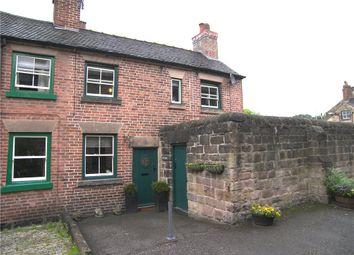 Thumbnail 2 bed end terrace house for sale in Crown Terrace, Bridge Street, Belper