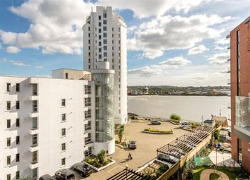 Thumbnail 2 bed flat for sale in Summerston House, 51 Starboard Way, London