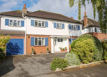 Thumbnail 4 bedroom detached house for sale in Rochester Drive, Pinner