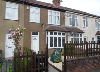 Thumbnail 4 bed property to rent in Toronto Road, Horfield, Bristol