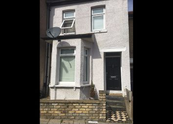 Thumbnail 3 bed terraced house to rent in Canterbury Grove, London