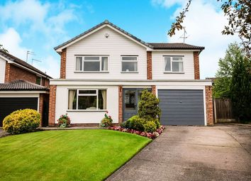 Thumbnail 4 bed detached house for sale in Willow Bank, Cheadle Hulme, Cheadle