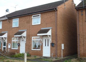 Thumbnail 2 bed end terrace house to rent in Marshland Drive, Holbeach, Spalding