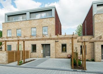 Thumbnail 5 bed mews house for sale in Mark Twain Drive, Dollis Hill, London