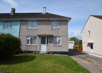 Thumbnail 3 bed end terrace house for sale in Shortwood Crescent, Plymouth, Devon