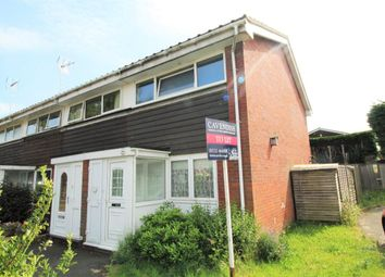 Thumbnail 2 bed terraced house to rent in Chesterfield Drive, Sevenoaks