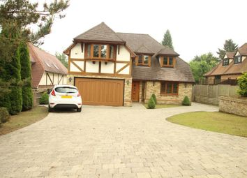 Thumbnail 5 bed detached house for sale in Norsted Lane, Pratts Bottom