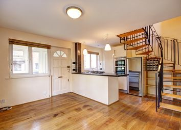 Thumbnail 1 bed end terrace house to rent in St Benets Close, London