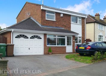 Thumbnail 3 bed detached house for sale in Clarkes Avenue, Worcester Park