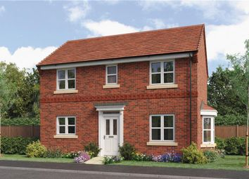 "Thumbnail 3 bedroom detached house for sale in ""Milton"" at Copcut Lane, Copcut, Droitwich"
