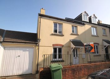 Thumbnail 4 bed end terrace house to rent in Poltair Meadow, Penryn