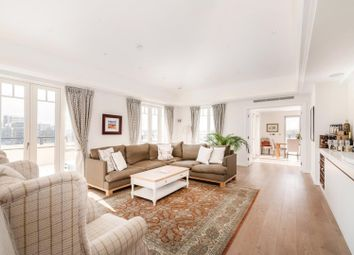 Thumbnail 3 bed flat for sale in Higham House West, 102 Carnwath Road, London