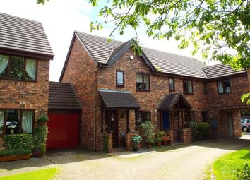 Thumbnail 2 bed terraced house for sale in Verney Close, Bramshall, Uttoxeter, Staffordshire