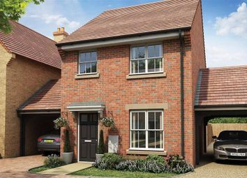 Thumbnail 3 bed semi-detached house for sale in Saxon Fields, Biggleswade