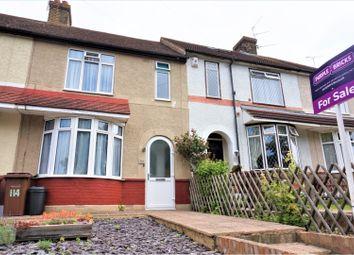 Thumbnail 3 bed terraced house for sale in Eastcourt Lane, Gillingham
