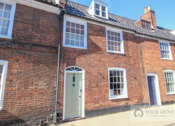 Thumbnail 3 bed terraced house for sale in Hungate, Beccles
