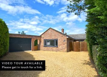 Thumbnail 3 bed detached bungalow for sale in Vicarage Close, Swaffham Bulbeck, Cambridge